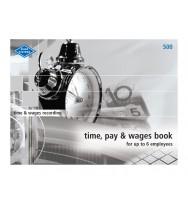 Wage book zions 500 sml