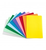 Avery manilla folders a4 green 100