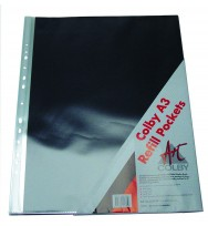 Display book refill colby a3 257a3p pk10