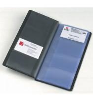 Business card holder marbig pocket 96 names