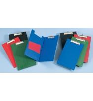 Clipboard F/C PVC Blue
