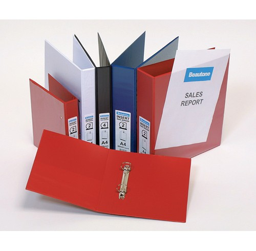 Binder b/tone a4 4d 50mm insert black