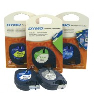 Label tape dymo letra-tag cloth labels