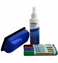 Whiteboard starter kit artline