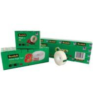 Tape magic scotch 810 19mmx25m pk 8