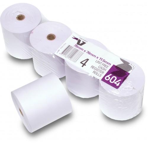 Add machine rolls 76x76 lint free bx24
