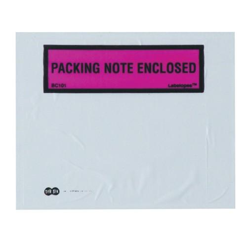 Labelope quik stik packing note bx500