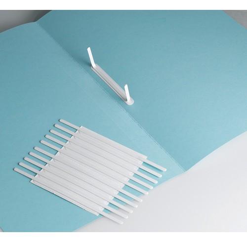 File fastener avery quickclip white pk50